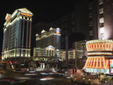 Caesar's Palace on the Strip, Las Vegas, Nevada, USA Photographic Print by Robert Harding