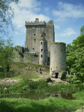 Blarney Castle, County Cork, Munster, Republic of Ireland, Europe Photographic Print by Harding Robert