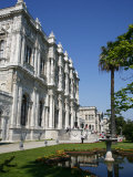 Dolmabahce Palace, Istanbul, Turkey, Europe Photographic Print by Levy Yadid