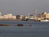 Coastal Town of Massawa on the Red Sea, Eritrea, Africa Fotografisk tryk af Mcconnell Andrew