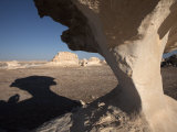 White Desert, Farafra Oasis, Egypt, North Africa, Africa Photographic Print by Mcconnell Andrew