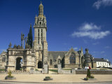 Parish Closes, Pleyben, Finistere, Brittany, France, Europe Photographic Print by Hughes David