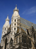St. Stephen's Cathedral, Vienna, Austria, Europe Photographic Print by Levy Yadid