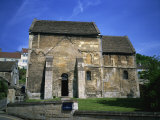 Saxon Church, Bradford on Avon, Wiltshire, England, United Kingdom, Europe Photographic Print by Hunter David