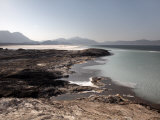 Lac Assal, the Lowest Point on the African Continent, Djibouti Photographic Print by Mcconnell Andrew
