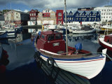 Thorshavn, Faroes, Denmark, Europe Photographic Print by Lomax David