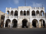 Ottoman Architecture Visible in the Coastal Town of Massawa, Eritrea, Africa Photographic Print by Mcconnell Andrew
