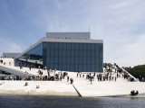 National Opera House, Oslo, Norway, Scandinavia, Europe Photographic Print by Lomax David