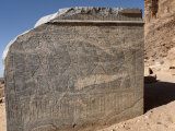 Ruins of the Temple of Amun at Jebel Barkal, UNESCO World Heritage Site, Karima, Sudan, Africa Photographic Print by Mcconnell Andrew