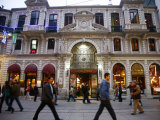 Istiklal Caddesi, Istanbul&#39;s Main Shopping Street in Beyoglu Quarter, Istanbul, Turkey, Europe Photographic Print by Levy Yadid