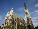 St. Stephen&#39;s Cathedral, Vienna, Austria, Europe Photographic Print by Levy Yadid