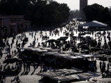 Djemaa El Fna, Marrakesh, Morocco, North Africa, Africa Photographic Print by Levy Yadid