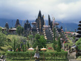 Besakih Temple, Bali, Indonesia, Southeast Asia Photographic Print by Harding Robert
