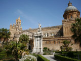 Cathedral, Palermo, Sicily, Italy, Europe Photographic Print by Levy Yadid