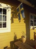 Local Architecture, Kalmar, Sweden, Scandinavia, Europe Photographic Print by Jenner Michael
