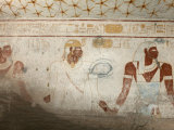 Wall Paintings in the Tomb of King Tanwetamani, El Kurru, Sudan Photographic Print by Mcconnell Andrew