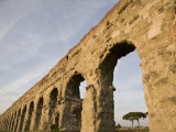 Claudian Aqueduct, the Appia Road, Rome, Lazio, Italy, Europe Photographic Print by Olivieri Oliviero