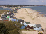 Mudeford Spit or Sandbank, Christchurch Harbour, Dorset, England, United Kingdom, Europe Photographie par Rainford Roy