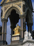 Albert Memorial, Hyde Park, Kensington, London, England, United Kingdom, Europe Photographic Print by Mawson Mark