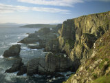 Cliffs at Mizen Head, County Cork, Munster, Republic of Ireland,Europe Photographic Print by Hughes David