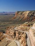Moki Dugway, Near Monument Valley, Utah, USA Photographic Print by Kober Christian