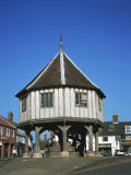 Market Cross, Wymondham, Norfolk, England, United Kingdom, Europe Photographic Print by Hunter David