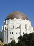 Griffiths Observatory and Planetarium, Los Angeles, California, USA Photographic Print by Kober Christian