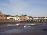 River Torridge, Bideford, Devon, England, United Kingdom, Europe Photographic Print by Hughes David