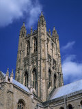 Canterbury Cathedral, UNESCO World Heritage Site, Kent, England, United Kingdom, Europe Photographic Print by Hunter David