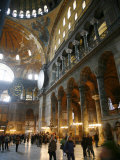 Haghia Sophia, UNESCO World Heritage Site, Istanbul, Turkey, Europe Photographic Print by Levy Yadid