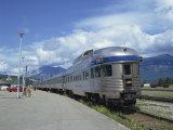 Canadian National Railways, Jasper, Alberta, Canada, North America Photographic Print by Harding Robert