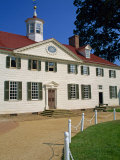 Mount Vernon, the Home of George Washington, the First President, in Virginia, USA Photographic Print by Hodson Jonathan