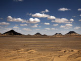 Landscape Between the Bahariyya and Farafra Oases, Western Egypt, North Africa, Africa Photographic Print by Mcconnell Andrew