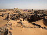 Ruins of the Medieval City of Old Dongola, Sudan, Africa Photographic Print by Mcconnell Andrew