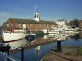 Canal Basin, Stourport on Severn, Worcestershire, England, United Kingdom, Europe Photographic Print by Hunter David