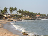 Labadi Beach, Accra, Ghana, West Africa, Africa Photographic Print by Mobasser Ali