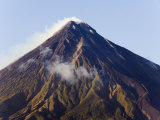 Mount Mayon, 2462 M, Bicol Province, Southeast Luzon, Philippines, Southeast Asia Photographic Print by Kober Christian