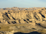 Badlands National Park, South Dakota, United States of America, North America Photographic Print by Pitamitz Sergio