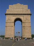 India Gate, New Delhi, India Photographic Print by Poole David
