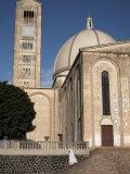 Greek Orthodox Church, Asmara, Eritrea, Africa Fotografisk tryk af Mcconnell Andrew