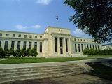 Federal Reserve Bank, Washington D.C., United States of America, North America Photographic Print by Harding Robert