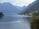 Lake Como, Lombardia, Italy, Europe Photographic Print by Harding Robert
