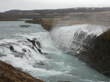 Gullfoss Waterfall, Southern Iceland, Polar Regions Photographic Print by Mobasser Ali