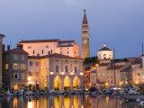 Piran, Slovenia, Balkans, Europe Photographic Print by Lawrence Graham