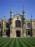 Corpus Christi College, Cambridge, Cambridgeshire, England, United Kingdom, Europe Photographic Print by Hunter David