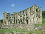 Rievaulx Abbey, North Yorkshire, England, United Kingdom, Europe Photographic Print by Harding Robert