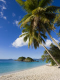 Trunk Bay, St. John, U.S. Virgin Islands, West Indies, Caribbean, Central America Photographic Print by Gavin Hellier