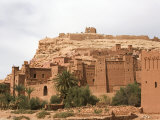 Ait Benhaddou Kasbah, Ouarzazate, Atlas Mountains, Morocco Photographic Print by Levy Yadid