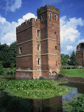 Muxloe Castle, Kirby, Leicestershire, England, United Kingdom, Europe Photographic Print by Hunter David