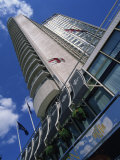 Low Angle View of the Hilton Hotel, Park Lane, London, England, United Kingdom, Europe Photographic Print by Mawson Mark